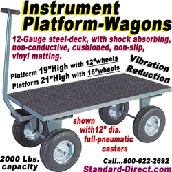 INSTRUMENT TRUCKS & CARTS (99AG)