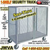 JMVA / See-Thru Security Transport Trucks