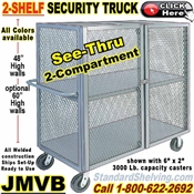 JMVB / See-Thru Security Transport Trucks