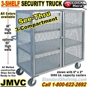 JMVC / See-Thru Security Transport Trucks