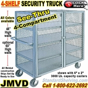 JMVD / See-Thru Security Transport Trucks