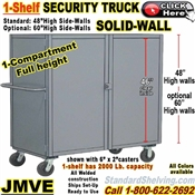 JMVE / Solid Wall Security Transport Trucks