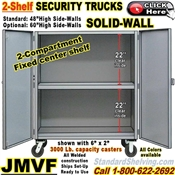 JMVF / Solid Wall Security Transport Trucks