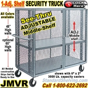 JMVR / See-Thru Security Transport Trucks