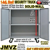 JMVZ / Solid Wall Security Transport Trucks
