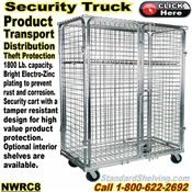 NWRC8 / Security Wire See-Thru Truck