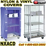 COVERS for Wire Shelving / NXACD
