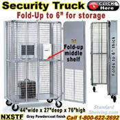 NXSTF / Security Wire See-Thru Truck