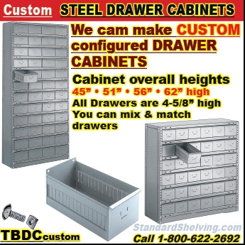 sc 1 st  Warehouse Shelving Systems & Drawer Cabinets for small parts in warehouse u0026 factory