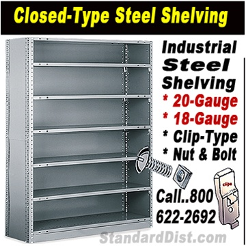 sale retailer bfcff f7a74 Industrial Warehouse Shelving | Commercial Shelving Systems ...