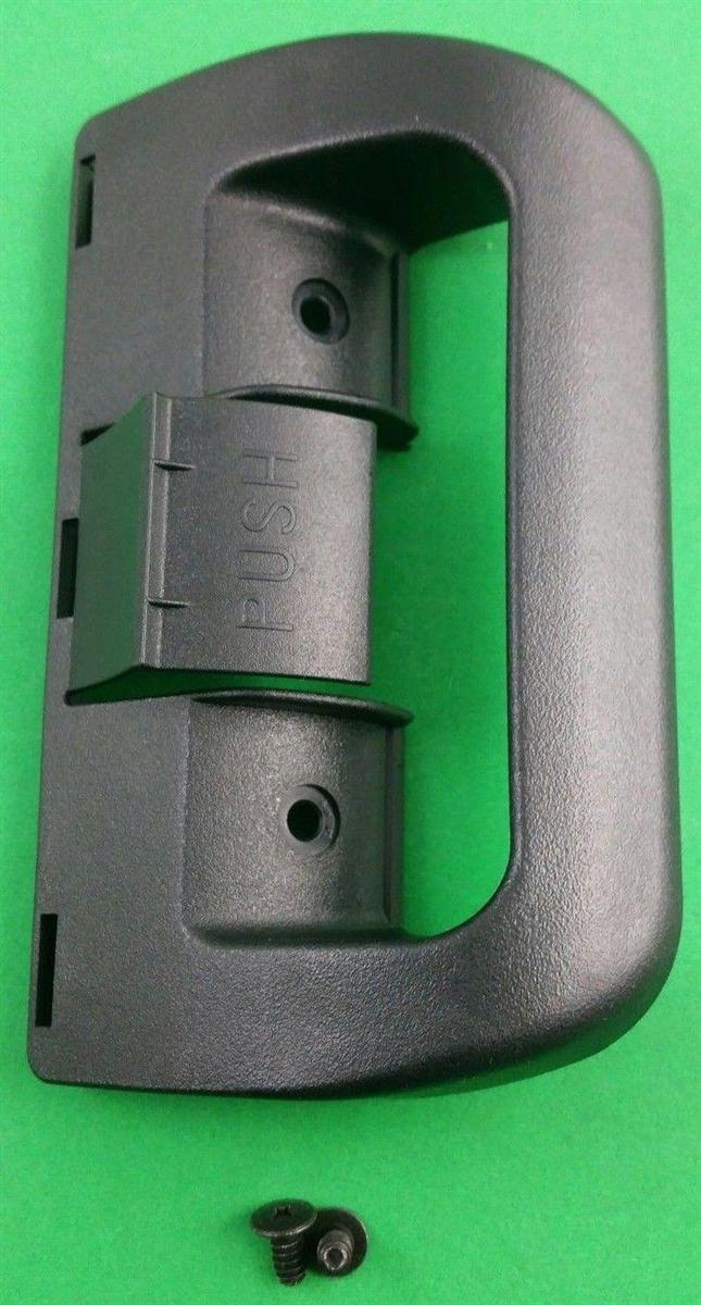 Dometic Refrigerator Black Door Handle  3851174031