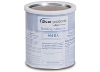 DICOR 1 GAL. EPDM RUBBER ROOF SYSTEM WATER BASED ADHESIVE