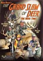 THE GRAND SLAM OF DEER (ONE MORE TIME) - DVD by Roger Raglin