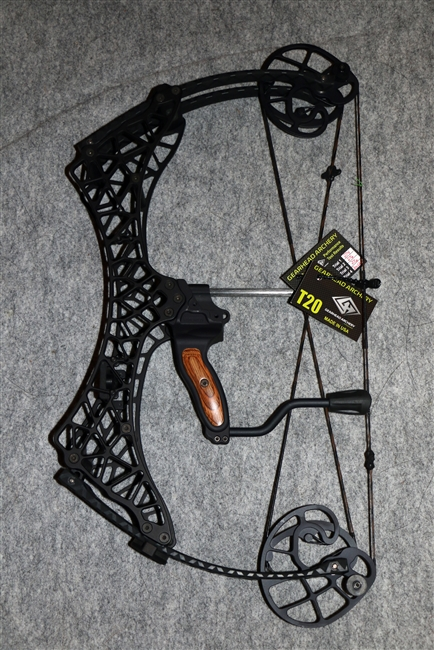 GEARHEAD T20 COMPOUND BOW