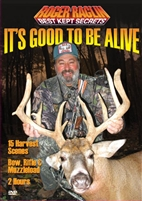 It's Good to Be Alive DVD by Roger Raglin