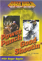 Power Punch/Good Shootin' -DVD Combo by Roger Raglin
