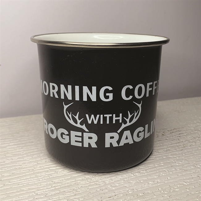 Roger Raglin Morning Coffee Mug