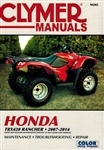 Honda Rancher TRX-420 Service and Repair Manual