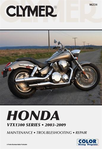2005 honda vtx 1300s wiring honda vtx1300 service and repair manual | free online ... 2005 honda element trailer wiring