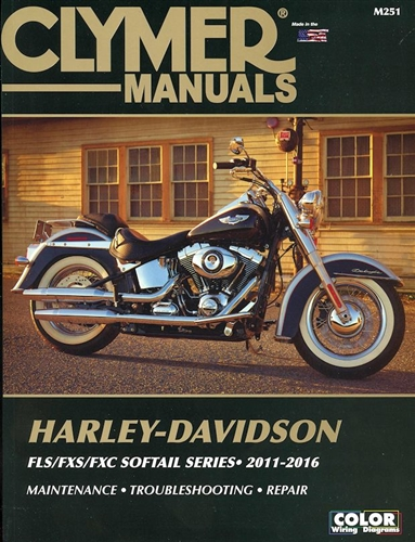 harley davidson softail service and repair manual (fls, fxs, fxcharley davidson softail service and repair manual