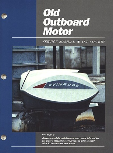 Outboard manual service shop and repair manuals for for Outboard motor repair shop