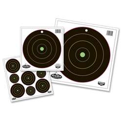 Birchwood Casey Dirty Bird  Multi-Color Splattering Target-12""