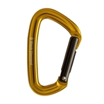 Black Diamond Positron Straight Gate Carabiner