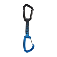 Black Diamond Posiwire Quickdraw - 12cm