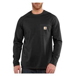 Carhartt Men's Force Cotton Long Sleeve Tee