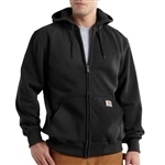 Carhartt Men's Paxton Heavyweight Hooded Zip-Front Sweatshirt