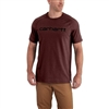 Carhartt Men's Force Cotton Delmont Graphic Tee