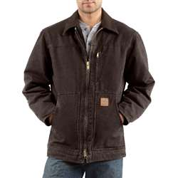 Carhartt Men's Sandstone Ridge Sherpa Lined Coat
