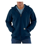 Carhartt Men's Midweight Hooded Zip-Front Sweatshirt
