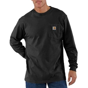 Carhartt Men's Long Sleeve Workwear Pocket T-Shirt