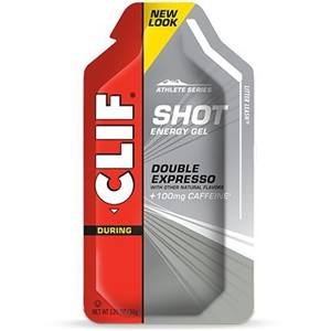 Clif Shot Energy Gel - Double Expresso w/Caffeine