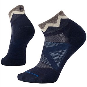 SmartWool Men's PhD Pro Approach Light Elite Mini Socks