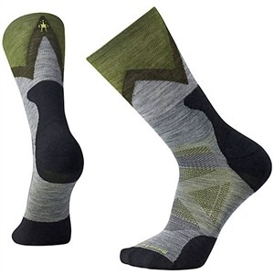 SmartWool Men's PhD Pro Approach Light Elite Crew Socks