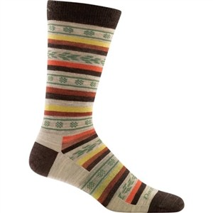 Darn Tough Men's Bogue Crew Light Socks