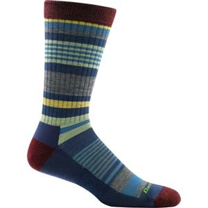 Darn Tough Men's Unstandard Stripe Crew Light Cushion Socks