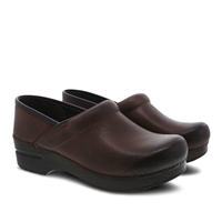 Dansko Women's Professional Burnished Nubuck Shoes