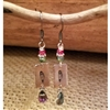 Down To Earth Light as a Feather Earrings