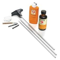 Hoppe's Rifle Cleaning Kit With Aluminum Rod