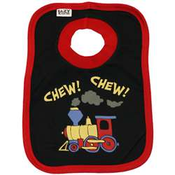 Lazy One Baby Chew Chew Bib