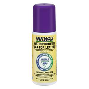 Nikwax Waterprooging Wax For Leather
