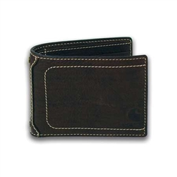Carhartt Men's Passcase Wallet with Collectible Tin