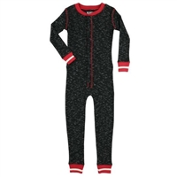 Lazy One Moose Caboose Adult Flapjack Onesie