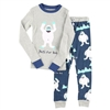 Lazy One Boys Yeti For Bed PJ Set
