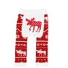 Lazy One Nordic Moose Infant Leggings