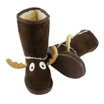 Lazy One Kid's Moose Toasty Toez Boots