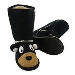 Lazy One Kids Bear Toasty Toez Boots